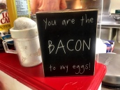 You are the BACON