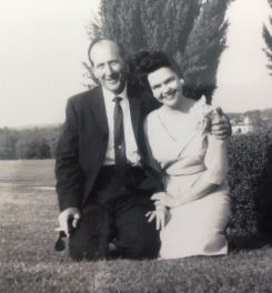 Married October 4 1960 A Happy Day