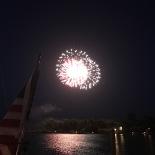 Wonderful July 4th Fireworks Display!